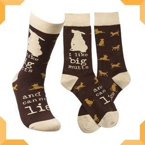 Dog Lover socks - Gift idea - Big Mutts